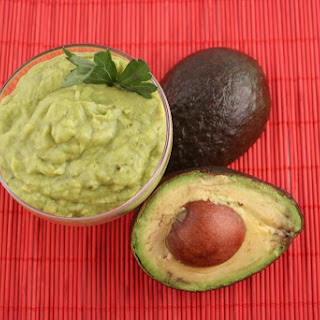 Avocado Avalanche Baby Puree