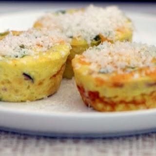Very Veggie Eggy Muffins.