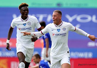 Chelsea élimine Leicester et rejoint le dernier carré de la FA Cup