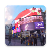 Piccadilly Circus Live Wallpaper