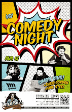 Photo: Comedy Night  August 6