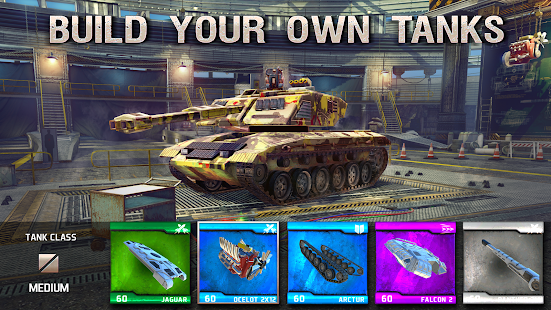 Infinite Tanks- screenshot thumbnail