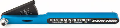 Park Tool  CC-2 Chain Checker Tool alternate image 3