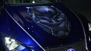 Black Panther Lexus thumbnail