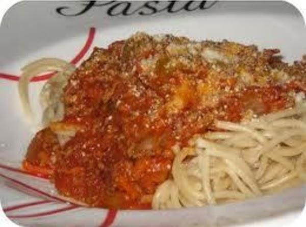 Sughetti Recipe