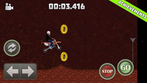 Dead Rider Lite  screenshot 4