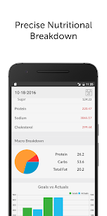 My Macros+ | Diet, Calories & Macro Tracker 4