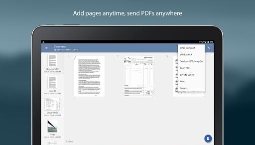 TurboScan: scan documents & receipts in PDF 1.5.1 screenshots 11