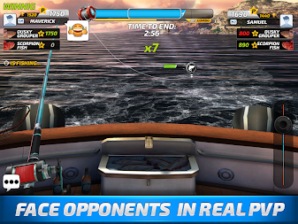 Fishing Clash: Catching Fish Game. Bass Hunting 3D APK screenshot thumbnail 19