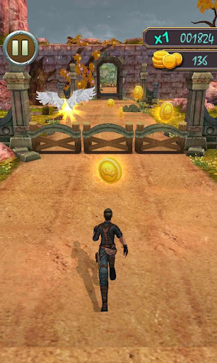Temple Castle Run