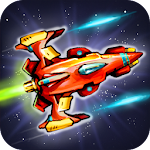 NoxType: Retro Space Shooter Icon