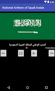 National Anthem of Saudi Arabia - náhled