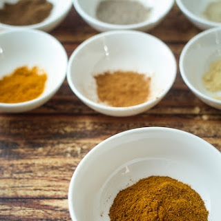 Homemade Moroccan Spice Mix.