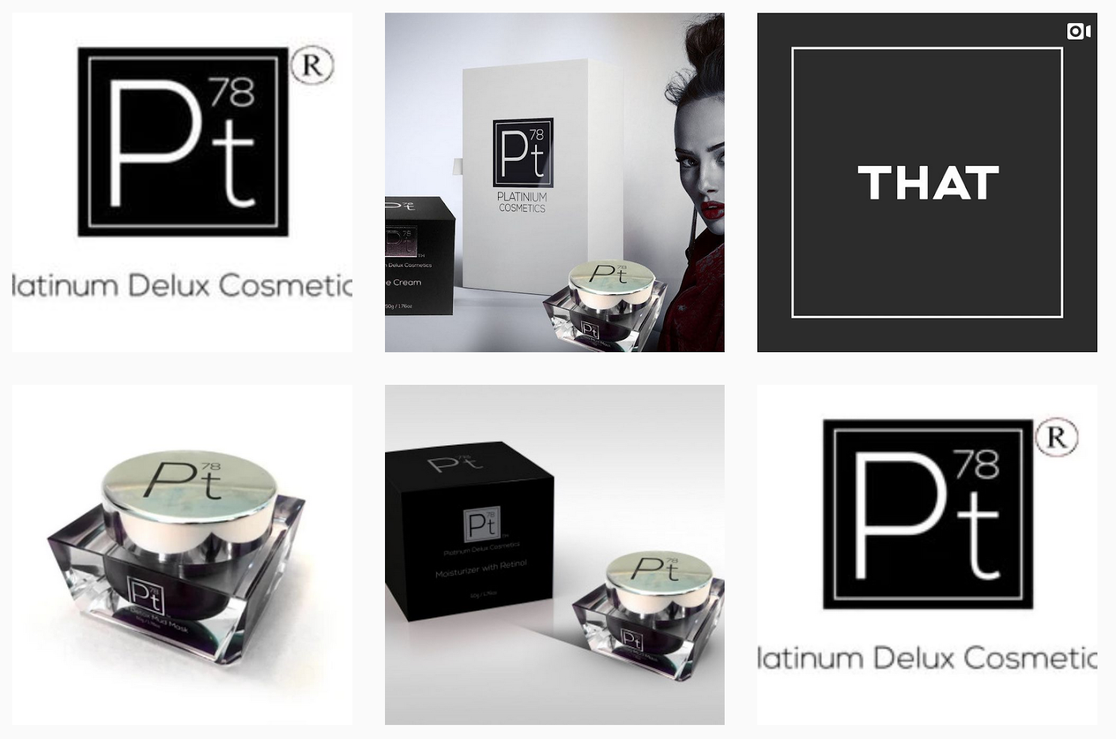 Platinum Deluxe Cosmetics   Image Gallery
