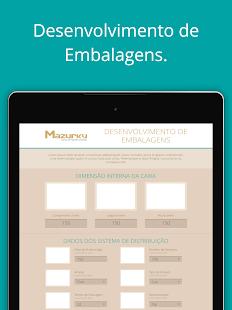 Mazurky App - náhled