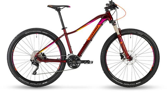 bici trail mujer iniciación 2018