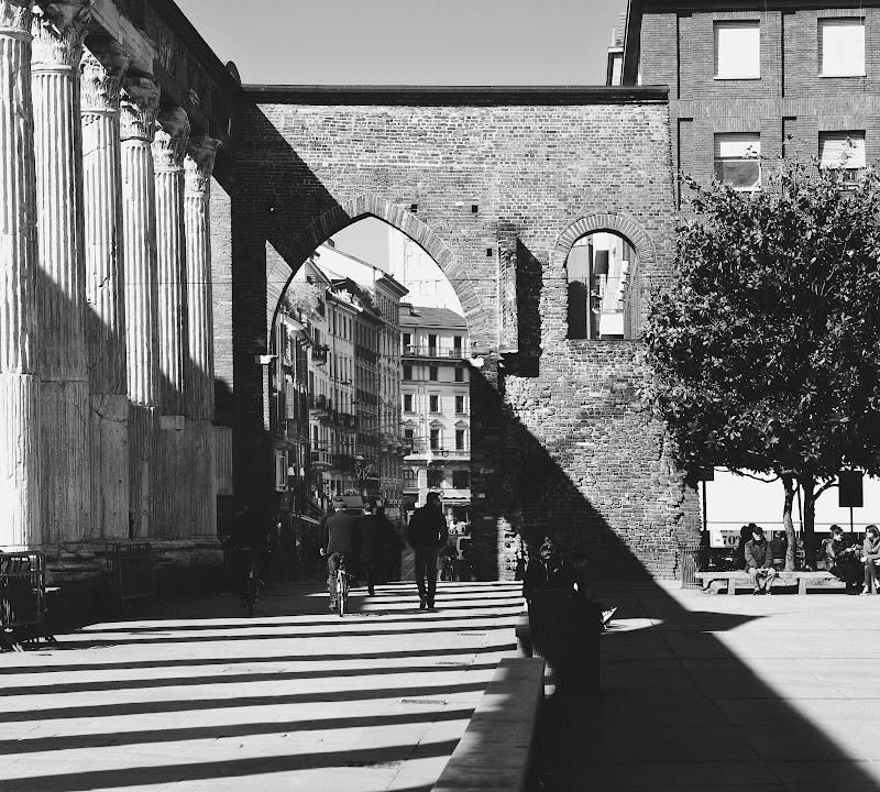 Tracce d'ombra di un'epoca Imperiale - Milano di Raffaele72