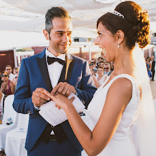 Fotografo di matrimoni Daniele Muratore (DanieleMuratore). Foto del 07.12.2017
