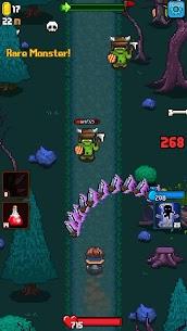 Dash Quest Mod Apk [Unlimited Gold + Free Skills] 7
