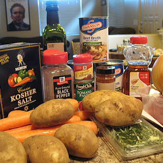 Crock Pot Pot Roast.
