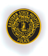 Photo: Eastern State Hospital Police