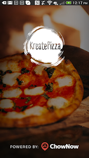 Kreate Pizza- screenshot thumbnail