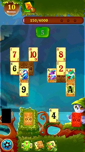 Solitaire Dream Forest Screenshot