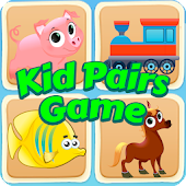 Memory Game / Pairs for Children Mod