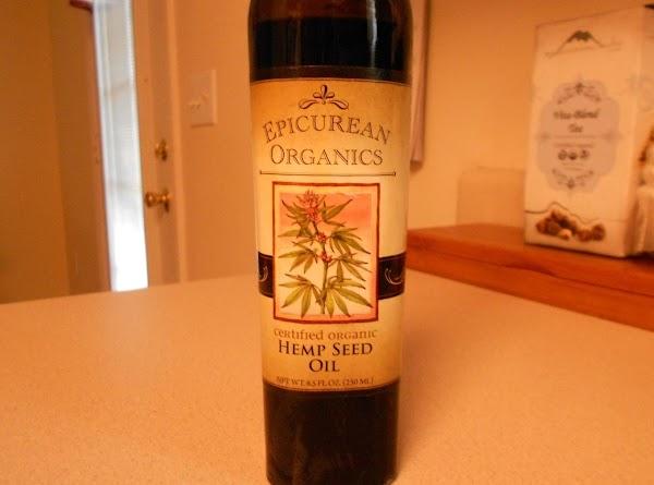 I used organic hemp seed oil that I get from Mountain Rose Herbs. Hemp Seed...