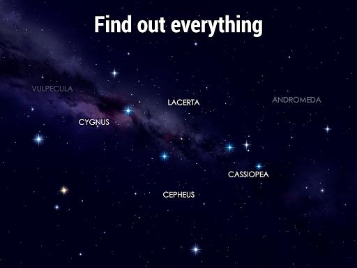 Star Walk 2 Free - Sky Map, Stars & Constellations  screenshots 14