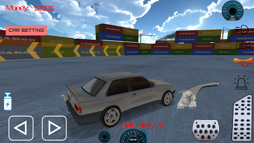 E30 E36 Drift Car Simulator 1.1 screenshots 2