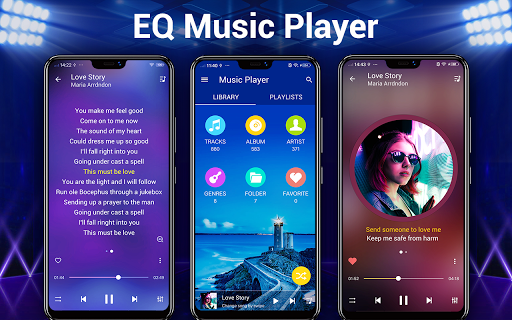 Music Player - Mp3 Player 3.2.0 screenshots 9