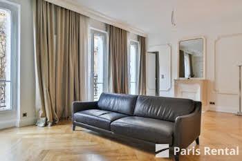 Appartement meublé 2 pièces 77 m2