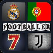 4 Pics 1 Footballer
