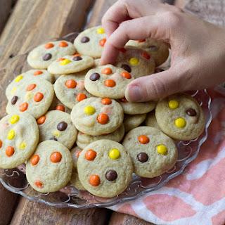 Mini Reese's Cookie Bites (#streamteam shelfie time)