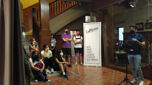 LaOficina presenta un laboratorio ciudadano de fotografía de rodajes de Almería