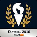 Juegos Olímpicos 2016 - SPAIN icon
