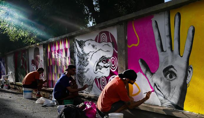 Street art e Street photography