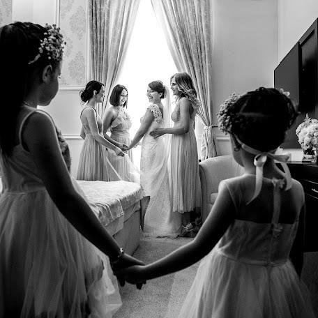 Wedding photographer Alin Pirvu (AlinPirvu). Photo of 08.02.2018