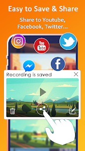 Screen Recorder & Video Recorder – Record, Edit App Download For Android 7