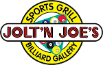 Logo for Jolt N' Joe's La Mesa