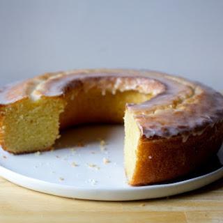 Ciambellone, an Italian Tea Cake Recipe