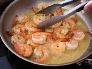 Colongo's Simple Shrimp