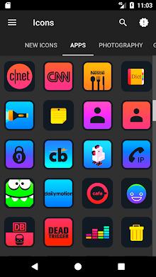 Womba - Icon Pack screenshot 7