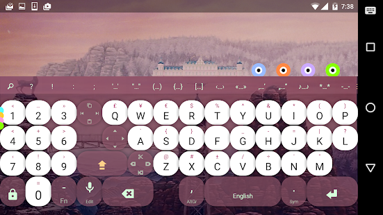 Multiling O Keyboard + emoji- screenshot thumbnail