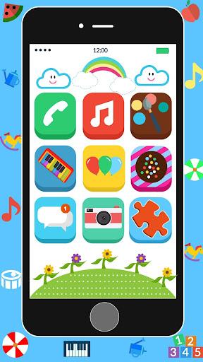 Baby Real Phone. Kids Game 1.13 screenshots 1