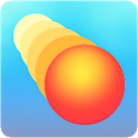 Color Journey: Jumping ball icon