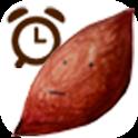 Sweet potato Alarm icon