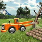Wood Cargo Truck Timber Simulator 🆓