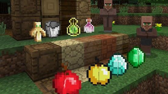 Lucky Block Mod for Minecraft MCPE Ekran Görüntüsü